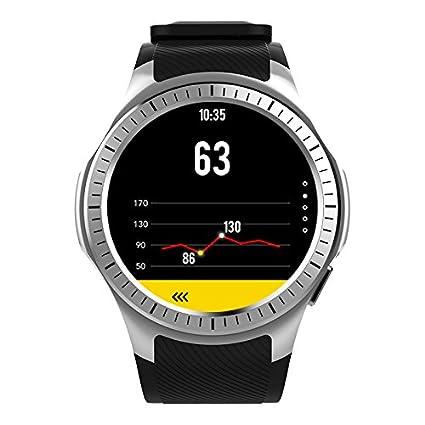 Walmeck Microwear L1 Smartwatch Watch Phone 1.3inch Round HD IPS Display MTK2503 BT 3.0+