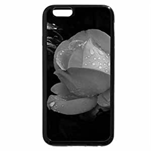 iPhone 6S Plus Case, iPhone 6 Plus Case (Black & White) - OH YOUR SO BEAUTIFUL!