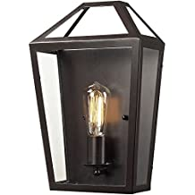 Elk Lighting 31505/1 Alanna Collection 1 Light Sconce In Oil Rubbed Bronze -