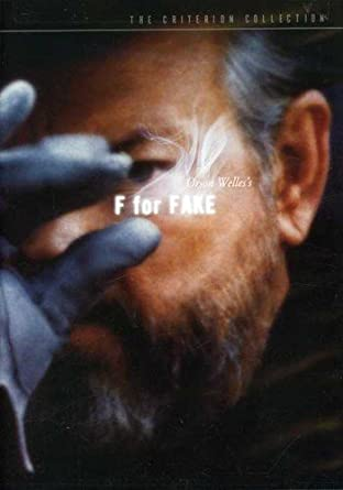 Image result for f for fake criterion