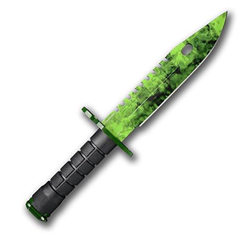 FadeCase M9 Bayonet Emerald - Real CSGO Knife Skin Counte...
