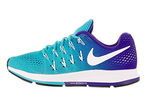 33 Donna da Nike Blau Air Zoom Pegasus Corsa Scarpe OUntqHw