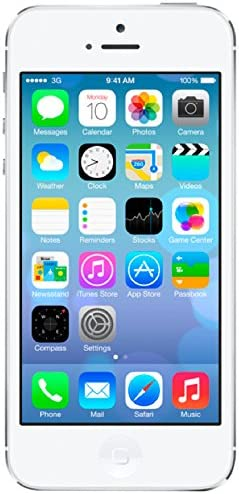 Apple iPhone 5 32GB SIM-Free Smartphone: Amazon.es: Electrónica