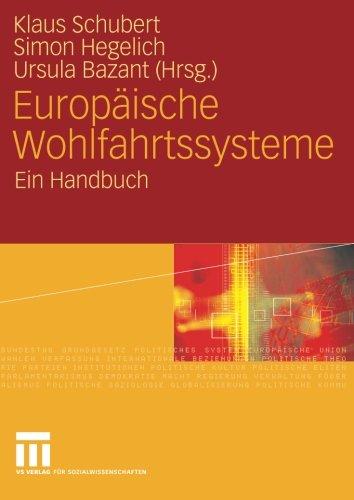 Download Europäische Wohlfahrtssysteme: Ein Handbuch (German Edition) pdf