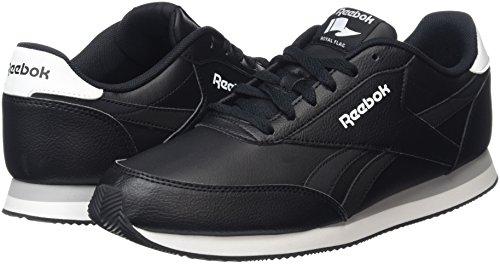 Gris Cl Reebok Blanc noir Homme Royal Multicolore Plat Sneakers Jog 2l vZwUx7qZ