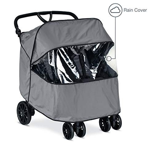Britax B-Lively Double Rain Stroller