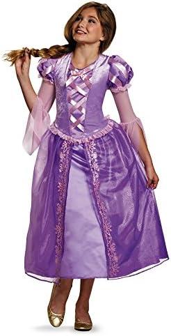 Amazon.com: Disfraz de la princesa de Disney Rapunzel de ...