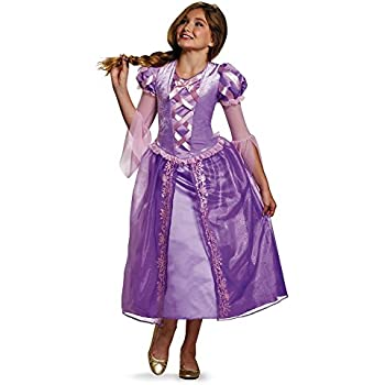 Rapunzel Tween Disney Princess Tangled Costume X-Large/14-16  sc 1 st  Amazon.com : tangled costumes for adults  - Germanpascual.Com