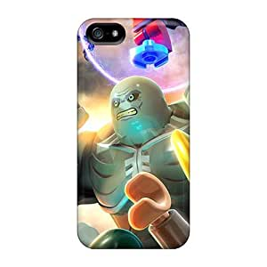 Iphone 5/5s PCi16034DDyg Support Personal Customs Colorful The Lego Movie Pattern Anti-Scratch Cell-phone Hard Covers -DrawsBriscoe