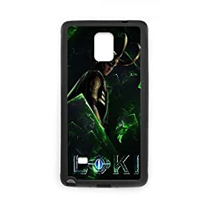 Lovely Thor Loki Phone Case For Samsung Galaxy Note 4 F56630
