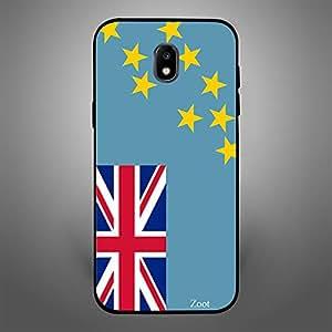 Samsung Galaxy J4 Tuvalu Flag