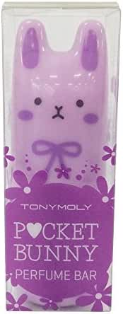 TONYMOLY Pocket Bunny Perfume Bar, 03 Bloom Bunny, 9 g.