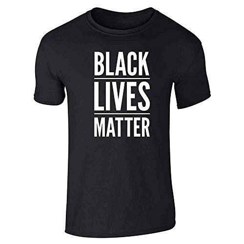 Black Lives Matter Black L Short Sleeve T-Shirt