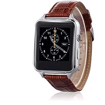 Amazon.com: SFABFEMIT Bluetooth Smart Watch with Camera ...