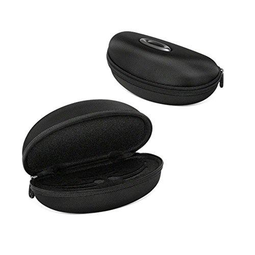 Oakley Racing Jacket Adult Soft Vault Case Sunglass Accessories - Black / One Size