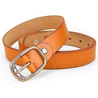 BMKWSG-YAODAI Cinturón de cuero para mujer con cinturón de cuero ...