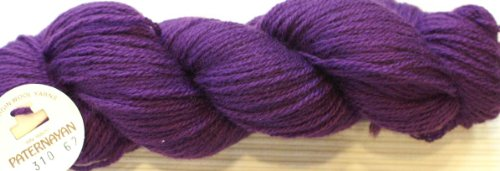 Paternayan Needlepoint 3 Ply Wool Yarn Color 310 Grape