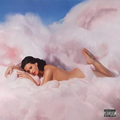 Teenage Dream Explicit Lyrics Edition by Katy Perry (2010) Audio CD