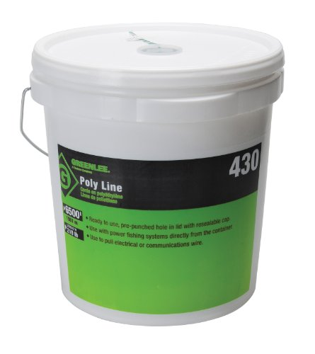 Fishing Line, 6500 Ft, 210 Lb Cap