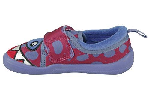 femme violet Cuba Clarks ville pour Jaws de à violet lacets Chaussures Infant q1vx1Z
