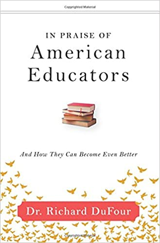"""In Praise of American Educators"" Book Cover"