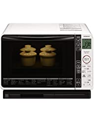 Hitachi steam oven healthy chef 23L white MRO-RF6 W