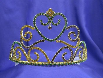 Mardi Gras Tiara Crown MG1 -