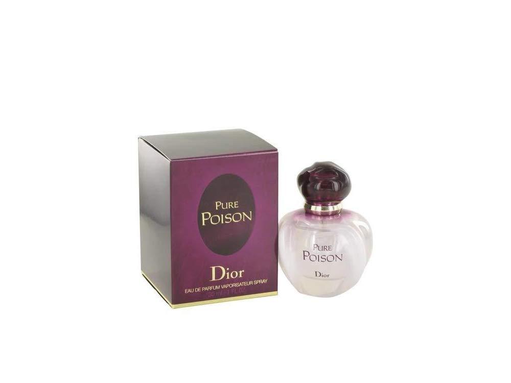 Amazoncom Pure Poison By Christian Dior For Women Eau De Parfum