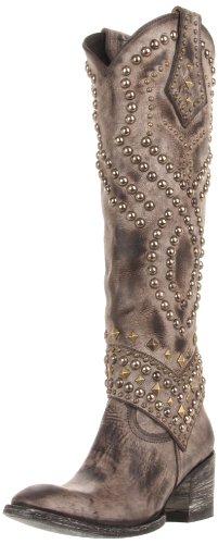 Old Gringo Women's Belinda Toe And Heel Boot,Snow Furia,8.5 B US