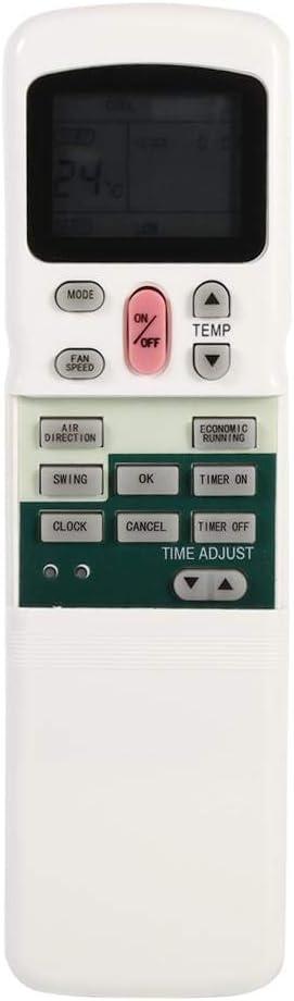 Control remoto universal para aire acondicionado Control de reemplazo de control remoto profesional para aire acondicionado profesional para Midea R11 no se requiere programaci/ón con pantalla