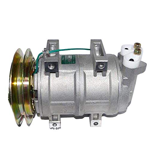 Air Conditioning Compressor for Daewoo Excavator DH225-7 ()