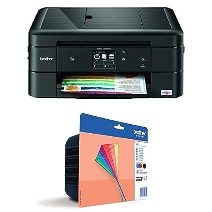 Brother MFCJ880DW - Impresora multifunción de tinta + ...