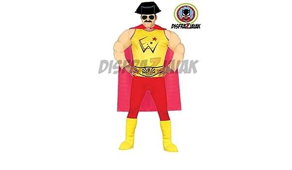 Disfraz de Capitan España - Hombre, L: Amazon.es: Ropa y accesorios