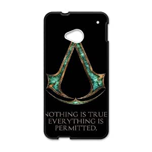 Assassin'S Creed HTC One M7 Cell Phone Case Black DIY Ornaments xxy002-3648261