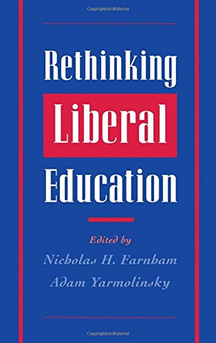 Rethinking Liberal Education