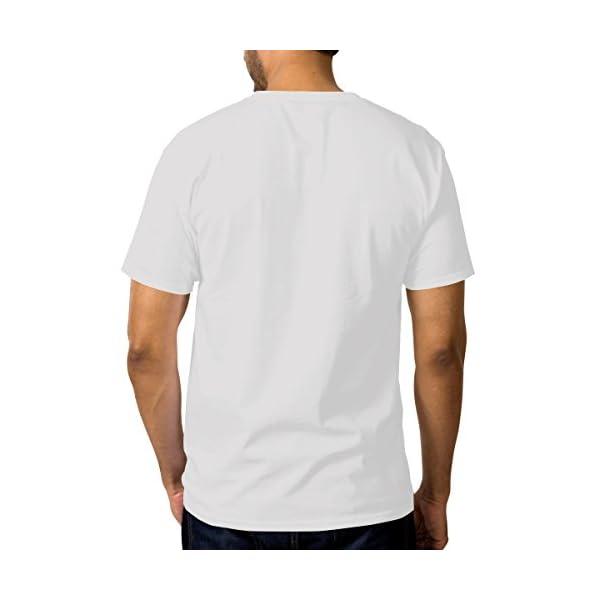 Alaza Funny Yoga Hippie Sloth Dress Shirts Summer Short Sleeves Casual Tee -
