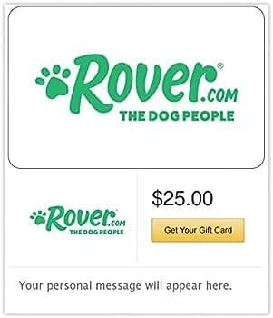Rover.com Gift Cards