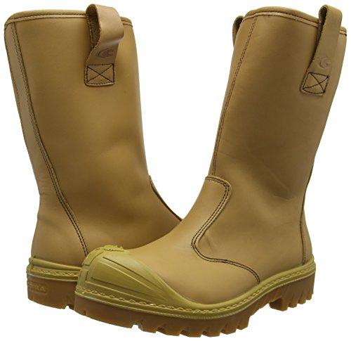 Cofra 26690–000.w4040Far OE UK S3CI HRO SRC Scarpe di sicurezza, colore: beige