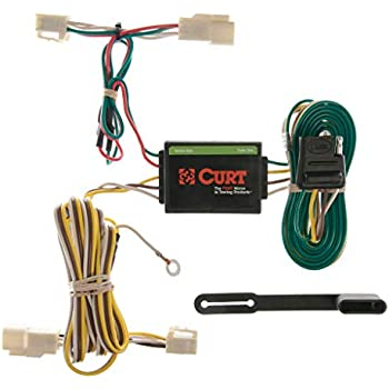 CURT 55341 Vehicle-Side Custom 4-Pin Trailer Wiring Harness for Select on toyota 4runner trailer connector, toyota 4runner trailer hitch, 1986 toyota pickup wiring harness, toyota 4runner engine wiring harness, toyota 4runner floor mats, toyota 4runner instrument cluster, toyota sienna trailer wiring harness, toyota trailer wiring kit, toyota 4runner roof rack, toyota 4runner cold air intake, 89 4runner engine wiring harness, toyota 4runner brakes, toyota 4runner ignition switch, toyota 4runner door locks, toyota 22r motor diagram, toyota 4runner cargo mat, toyota 4runner wiring diagram, toyota 4runner towing,