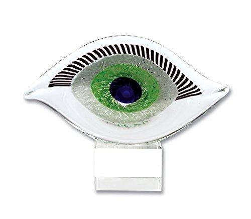 Badash Murano Style Glass Eye -Visionary h5