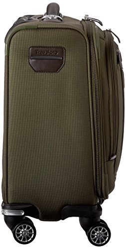 Travelpro Platinum Magna 2 Spinner Tote, Olive, One Size by Travelpro (Image #2)