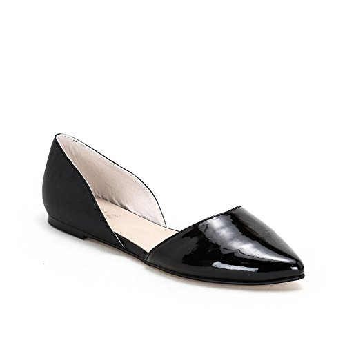 Donna Obsel Ballerine Nero amp;scarpe Scarpe U4xw4qvCB