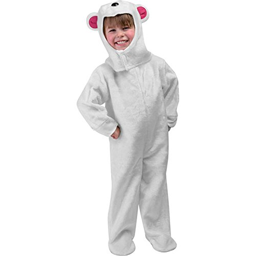 Toddler Polar Bear Halloween Costume (2-4T)