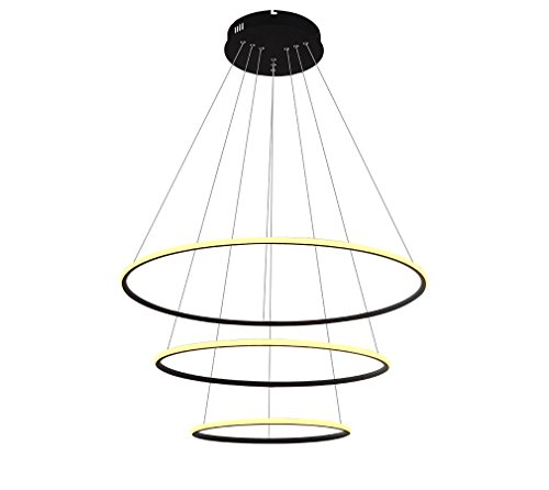 Modern 3 Light Pendant in US - 5