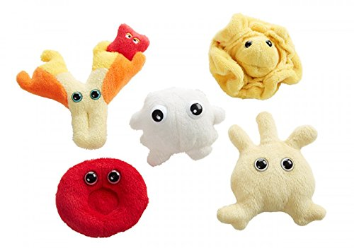 GIANTmicrobes Themed Gift Boxes - Blood Cells