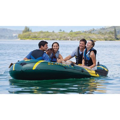 Best of the Best Inflatable raft