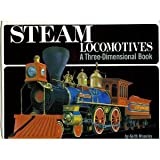 img - for Steam Locomotives: A Three-Dimensional Book book / textbook / text book