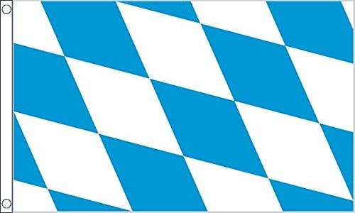 - Bavaria Crest Flag 5Ft X 3Ft German Germany Oktoberfest Beer Banner New