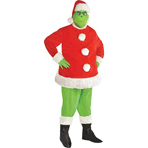 with Plus Size Men Costumes design