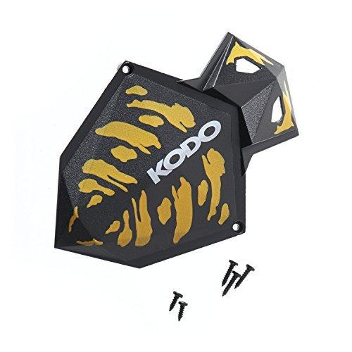 Dromida Upper Shell Black / Yellow Kodo Quadcopter [parallel import goods] by Dromida